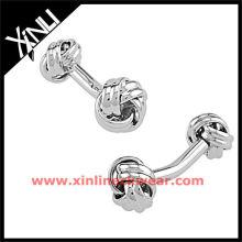 2013 neue Edelstahl Manschettenknopf