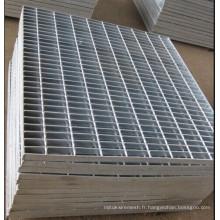Fabrication en grès d'acier galvanisé lourd (serré ou plat)