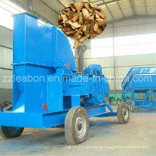 Máquina de corte de leña de madera de disco para la venta