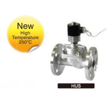 HUS SS high temperature valve