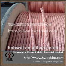super copper conductor wire for earth mats