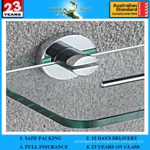 Vidro de prateleira de móveis de alta qualidade de 4mm a 12mm com vidro temperado