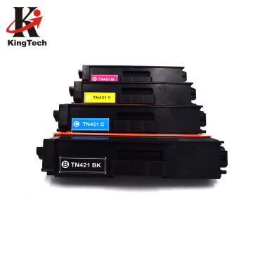 Wholesale Toner Cartridge tn421 High Quality Compatible TN421 BK / C / Y / N  for Brother