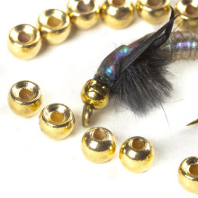 Round Fly Fishing Tungsten Beads