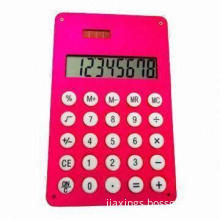 Solar Flip Calculator, Customized Designs are Welcome, Perfect for Promotions