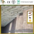 Топ 10 HDPE мануфактуры красивым высоким УФ пластиковые открытый палубу настил