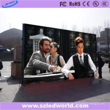 P8 ao ar livre de aluguer de cores completo LED outdoor China fabricação (CE)