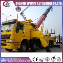 Alta calidad 50 toneladas camión de auxilio en venta en China