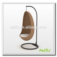 Audu Wicker Hammock / Плетеный стул гамака / Круглые плетеные стулья