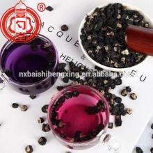 Balck goji berry secado con alto contenido de antocianinas antienvejecimiento