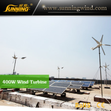 Support CE 400W Micro Wind Turbine Home Use