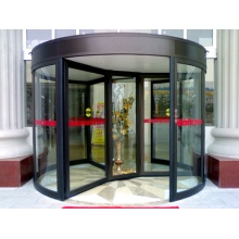 Disabled Access Function untuk Automatic Revolving Doors