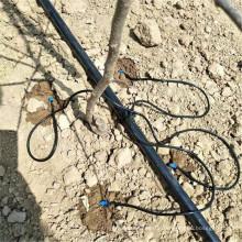 Irrigateur à quatre gouttes pour l'irrigation des terres agricoles