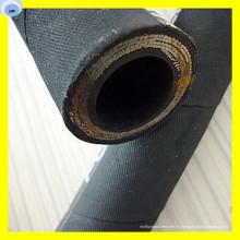 Manguera de goma industrial de alta presión Manguera hidráulica 4sh 1 pulgada