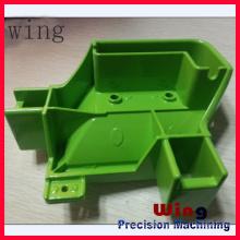 customized die casting shot blasting air conditioner parts
