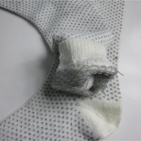 Sesame Seed Knit Socks Wholesale