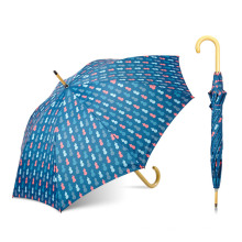 Wholesale Rain Custom printing Logo Umbrella With Free Sample