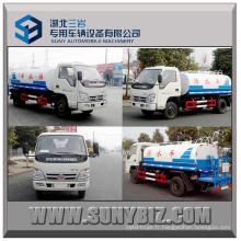 3000L 4000L Forland 4 * 2 Water Tanker Truck
