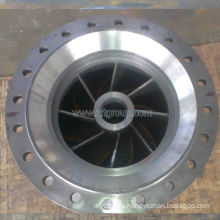 Pump Discharge Bowl for Sand Casting