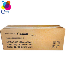 factory sale compatible copier parts drum unit for canon npg-28 drum unit  ir 2018 drum unit