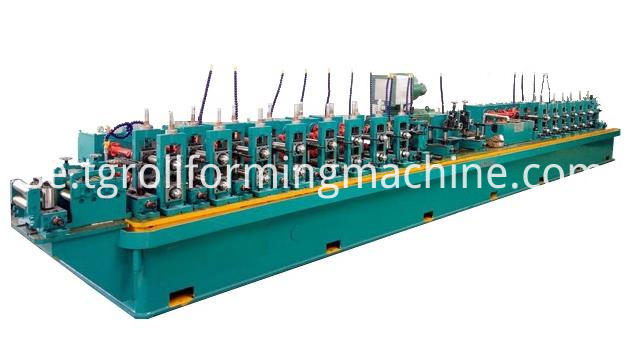 Welded Round Pipe Machine