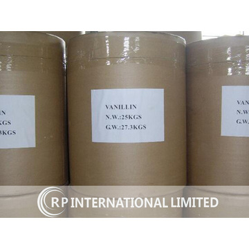 Food Additive Vanillin Powder at competitive Price