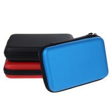 3 Couleurs Styles EVA Peau Transportant Étui Rigide Sac pour Nintendo 3DS XL LL avec Strap