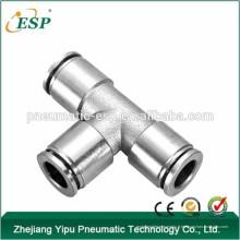 china ESP té en laiton MPUT coupleur rapide, coupleur rapide d'air, coupleur rapide