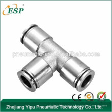 china ESP brass tee MPUT quick coupler, air quick coupler, quick coupler