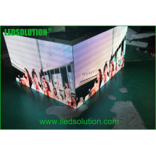 Seamless Indoor Outdoor Corner LED Screen