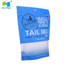 Custom Printed 500g Bag Dried Food Pets