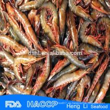 HL002 camarón congelado nueva temporada