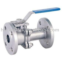 1 PC Flanged Ball Valves