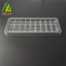 Klares PET-Plastiksüßigkeit-Anzeigen-Behälter