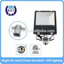 Luz de inundação conduzida de 100 watts com DLC ETL SAA CE 100lm / w Quality Assured