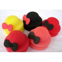 Самый популярный бигуди для волос в форме шляпы DIY Губка для завивки волос
