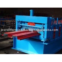 Machine de formage de rouleaux de carreaux de plancher