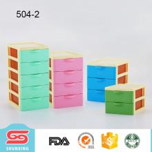 fashionable design mini plastic storage drawer office desk organizer for sale