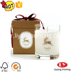 candle box with lid