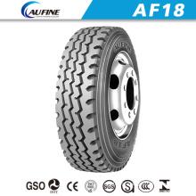 Af18 quente padrão Radial pneu de borracha, o pneu do caminhão (todo o tamanho)