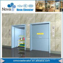 Pequeño elevador de carga especial para alimentos, práctico Dumbwaiter