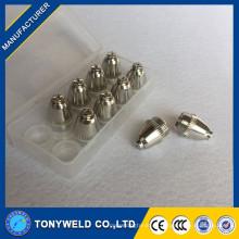 HIGH Qualität heißer Verkauf Gas schneiden Kupfer Düse für AG60 SG55