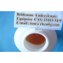 Undecilenato de boldenona Equipoise CAS de aceite esteroide inyectable y seguro: 13103-34-9