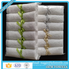 Factory wholesale Baby 100% natural organic bamboo wash cloths