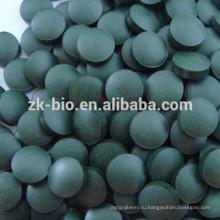 100% Натуральных Органических Хлорелла Таблетки