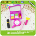Meisje Eraser Sets Make-up Box New Design Products Eraser