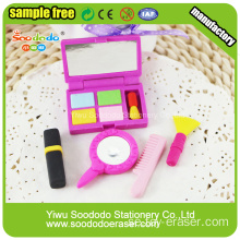 Girl Eraser Sets Make-up Box New Design Produkter Eraser