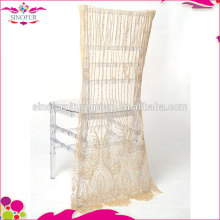 cheap sequin chair cover for wedding party