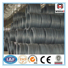 SAE1006 / 1008B Niedrige Carbon Stahl Wire Rod Coil