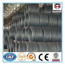Bobine de tige en acier à faible teneur en carbone SAE1006 / 1008B